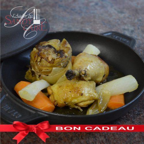 Cours de cuisine by Sandy Caire